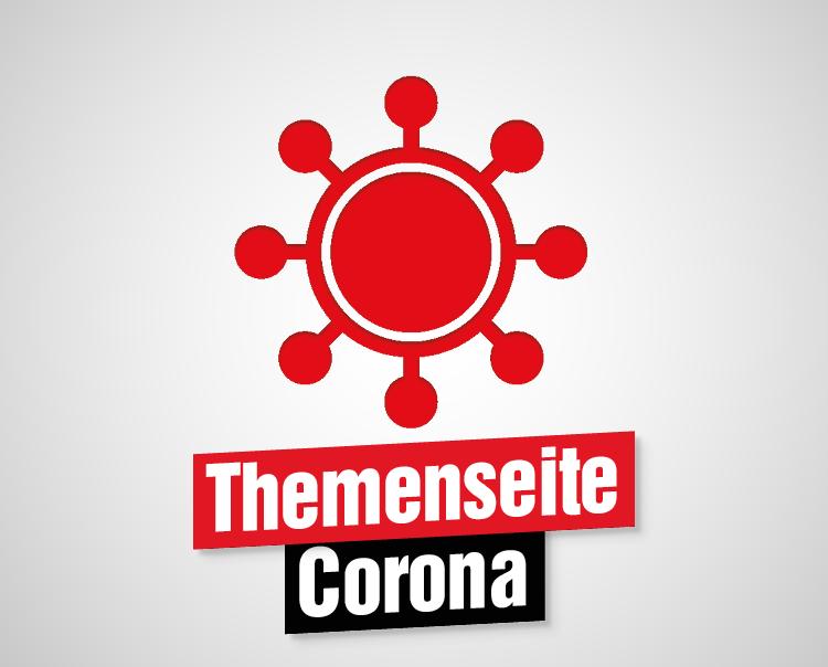 Corona Themenseite