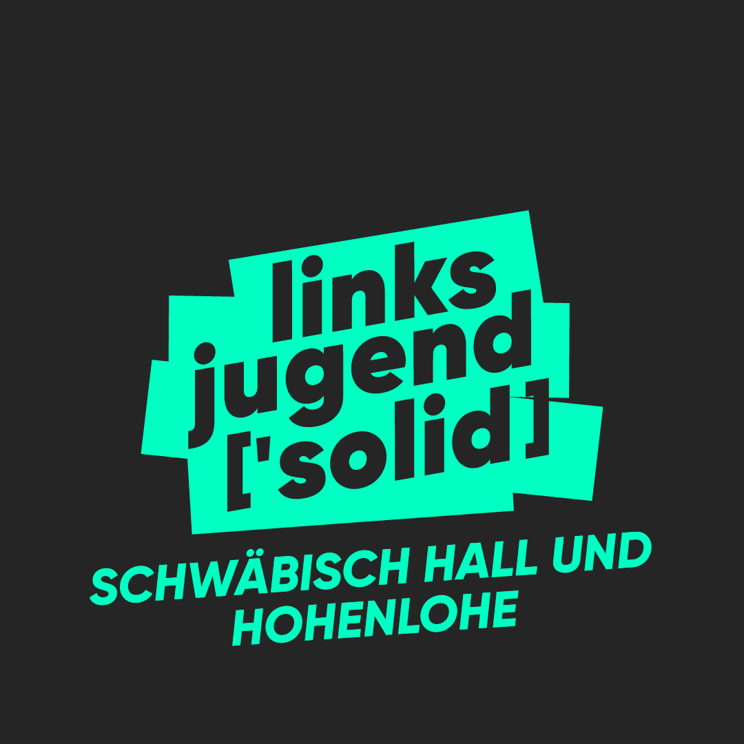 Jugendverband linksjugend ['solid]